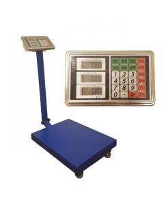 Cantar electronic LCD cu platforma si brat basculabil 500kg
