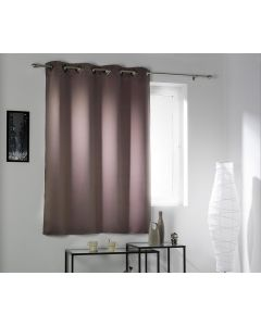 Draperie Cocoon Taupe 140x180 cm