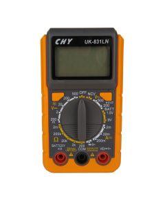 Multimetru digital display cu LED UK-831LN