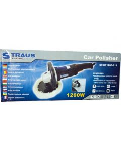 Aparat de lustruit si polisat Straus Austria ST/CP1200-812