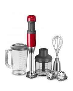 Blender vertical multifunctional 5KHB2571E, 5 trepte de viteza, 2,6 L, 180W, KitchenAid