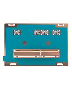 Pachet Geberit rezervor incastrat Duofix Sigma cu set fixare si clapeta Sigma 50 New personalizabila