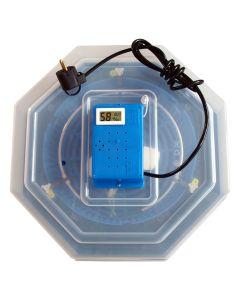 Incubator electric Cleo 5DTH cu dispozitiv intoarcere si termometru