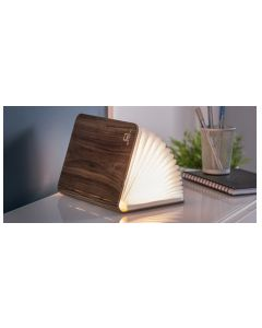 Lampa Led Smart Book Light Large Walnut