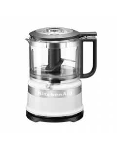 Mini Chopper Classic 5KFC3516EWH, 2 trepte de viteza, White, 830 ml, 240W, KitchenAid