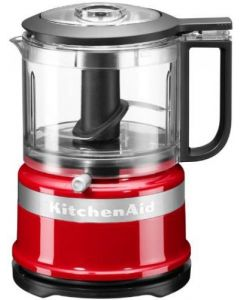 Mini Chopper 5KFC3516E, 2 trepte de viteza, 830 ml, 240W, KitchenAid
