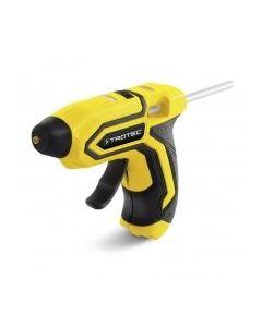 Pistol de lipit cu lipici fierbinte cu acumulator Trotec PGGS 10‑3 7V