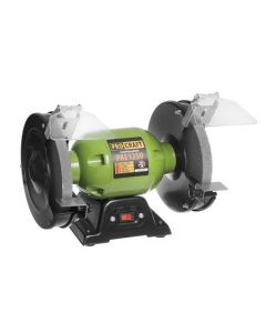 Polizor de banc ProCraft PAE1250, putere 1250 W, 2950 RPM, 200 mm - 12.7 mm