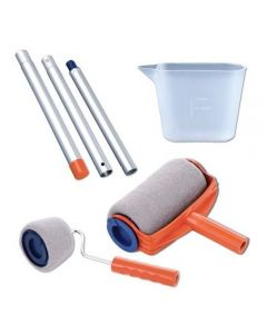 Set trafaleti cu rezervor Paint Bergner AS 0020