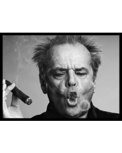 Tablou Poster Iconic Collection Jack Nicholson, 70 x 50 cm
