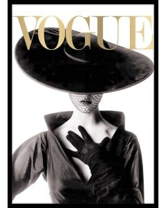 Tablou Poster Iconic Collection Vogue 5, 70 x 100 cm